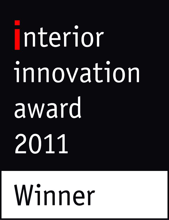 Vinner - Interior Innovation Award 2011
